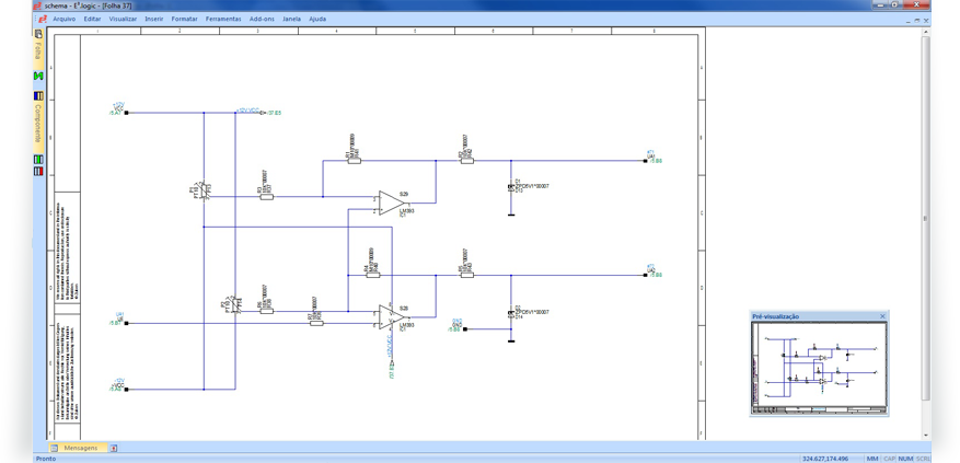 Electronic Schematic Software