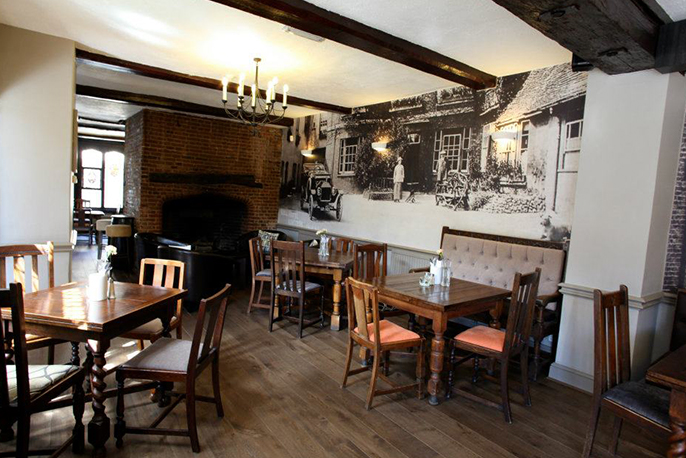 The Old Bull Inn Royston Tibbatts Abel