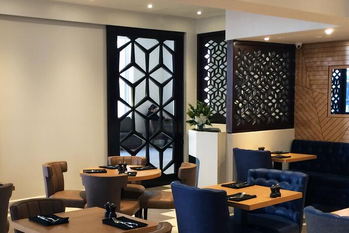 Roba restaurant norfolk towers hotel paddington