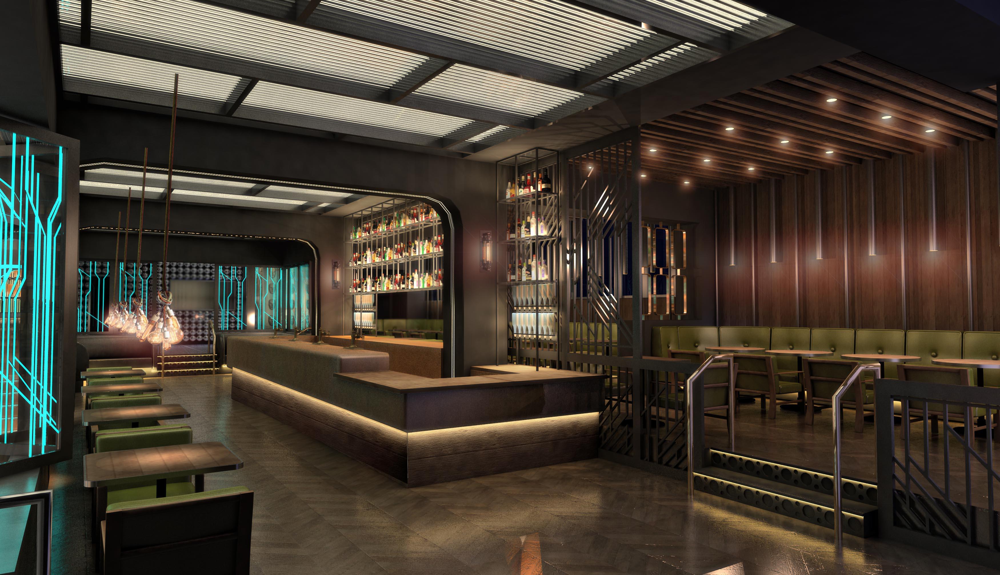 Snobs Birmingham Nightclub Restaurant Lounge Designers ...