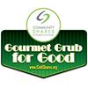 Community Shares Gormet Grub for Good