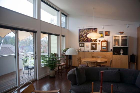 Living Room LEED Platinum Cincinnati