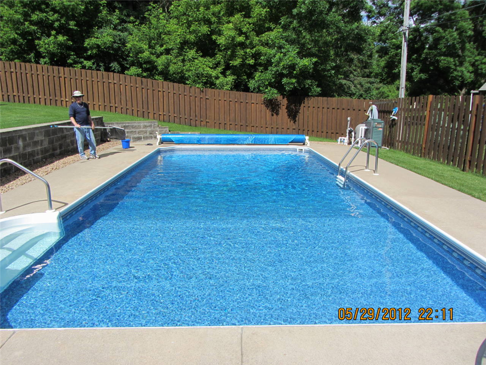 Ig pool liners for Pool liners