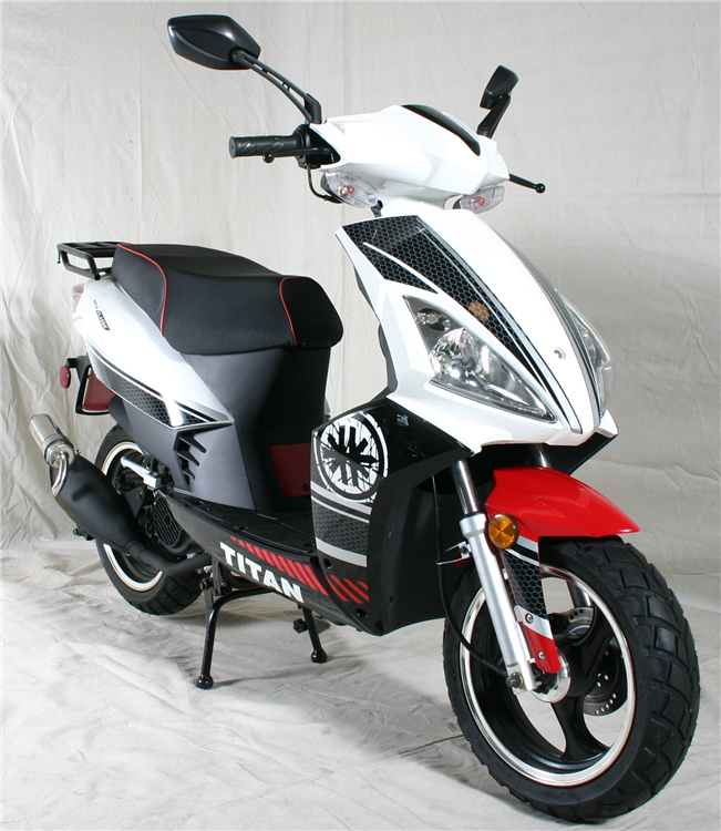 Wh Titan Fa on 150cc Scooter Air Filter Cartridge