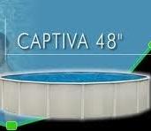 """Sharkline Captiva 15'x48"""" Round"""