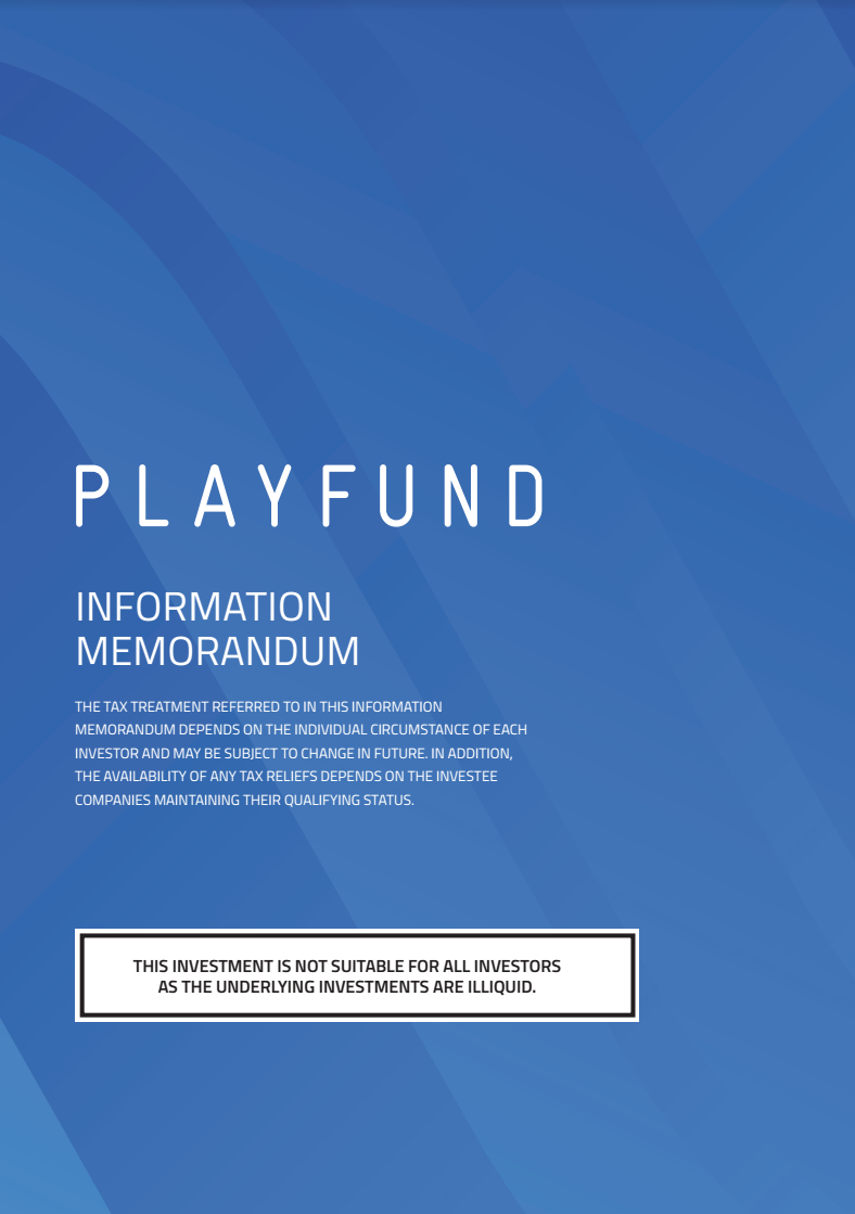 The PlayFund