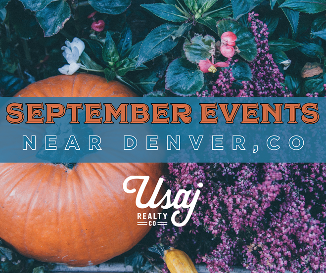 september fall events in denver