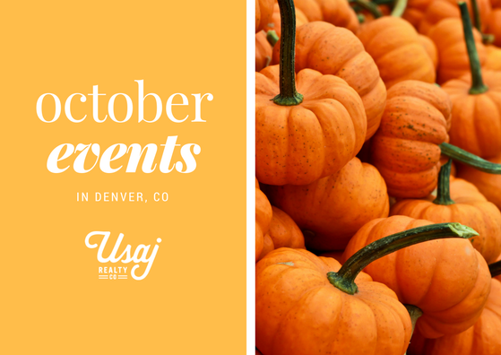 October 2016 Events in Denver, CO