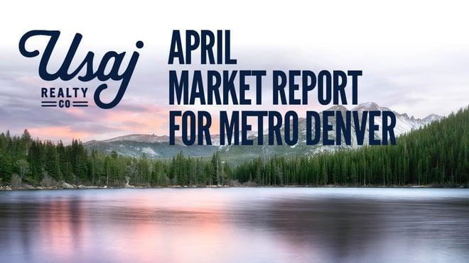 april real estate report denver colorado