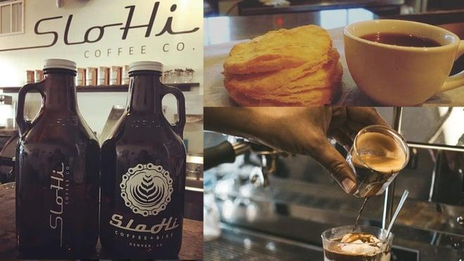 best coffee sloans lake