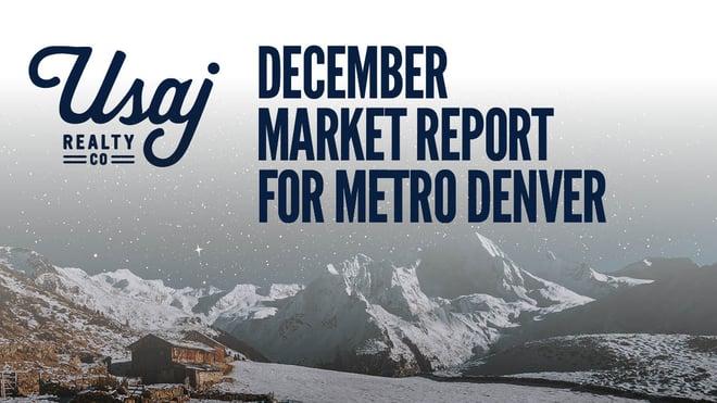 december market report in denver