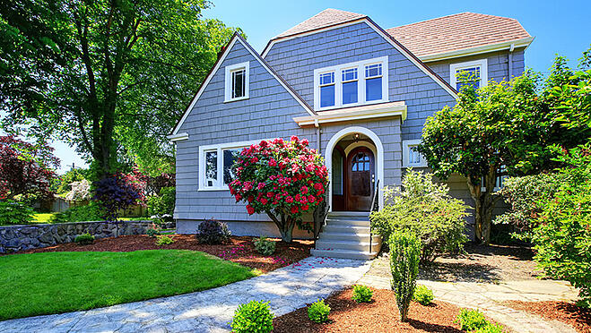 how to help curb appeal