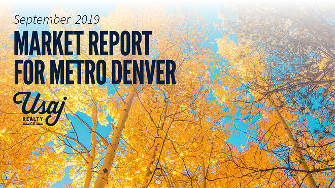 september 2019 denver real estate market report