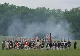 DC - Revolutionary War Reenactment - Michael Casavant (GL)