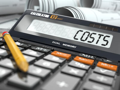 Cost & Fees with freight management