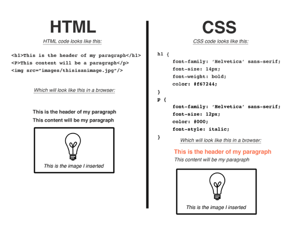 HTML, CSS, Responsive Web Design, Specs Howard, Graphic Design, Tutorial