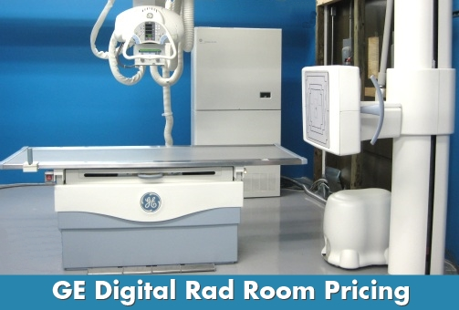 cost of an xray machine