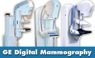 GE Mammography Equipment