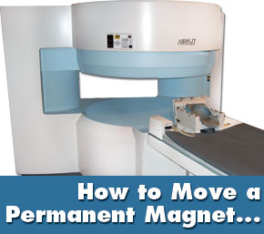 permanent magnet mri move