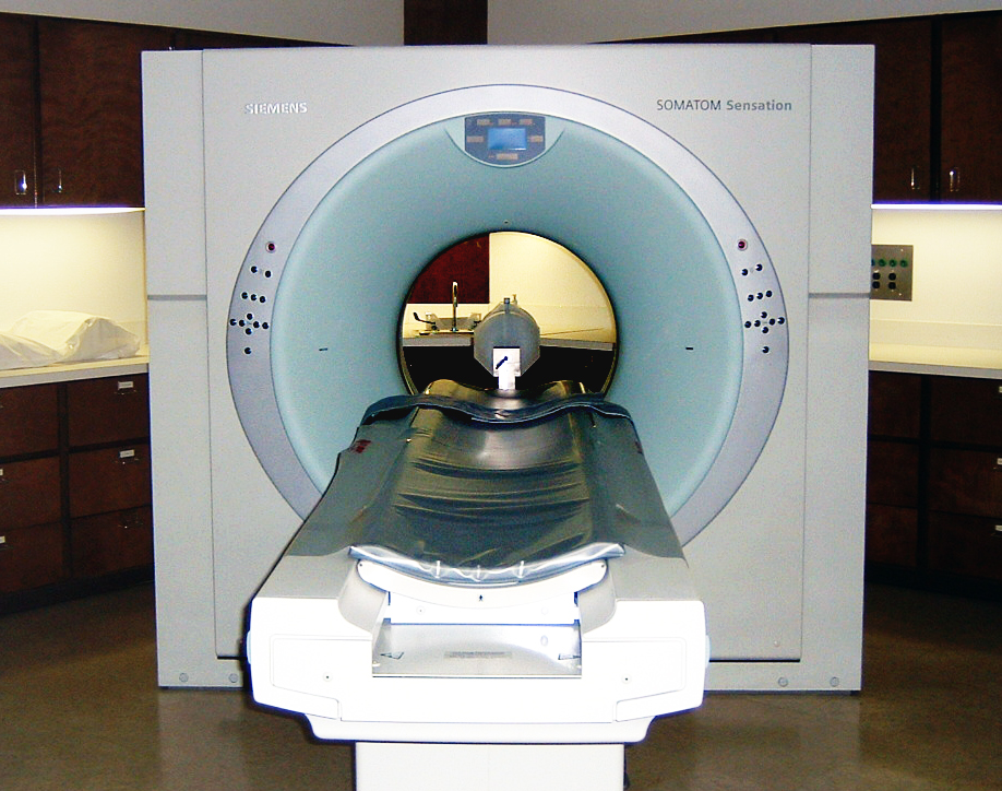Pre owned CT Scanner