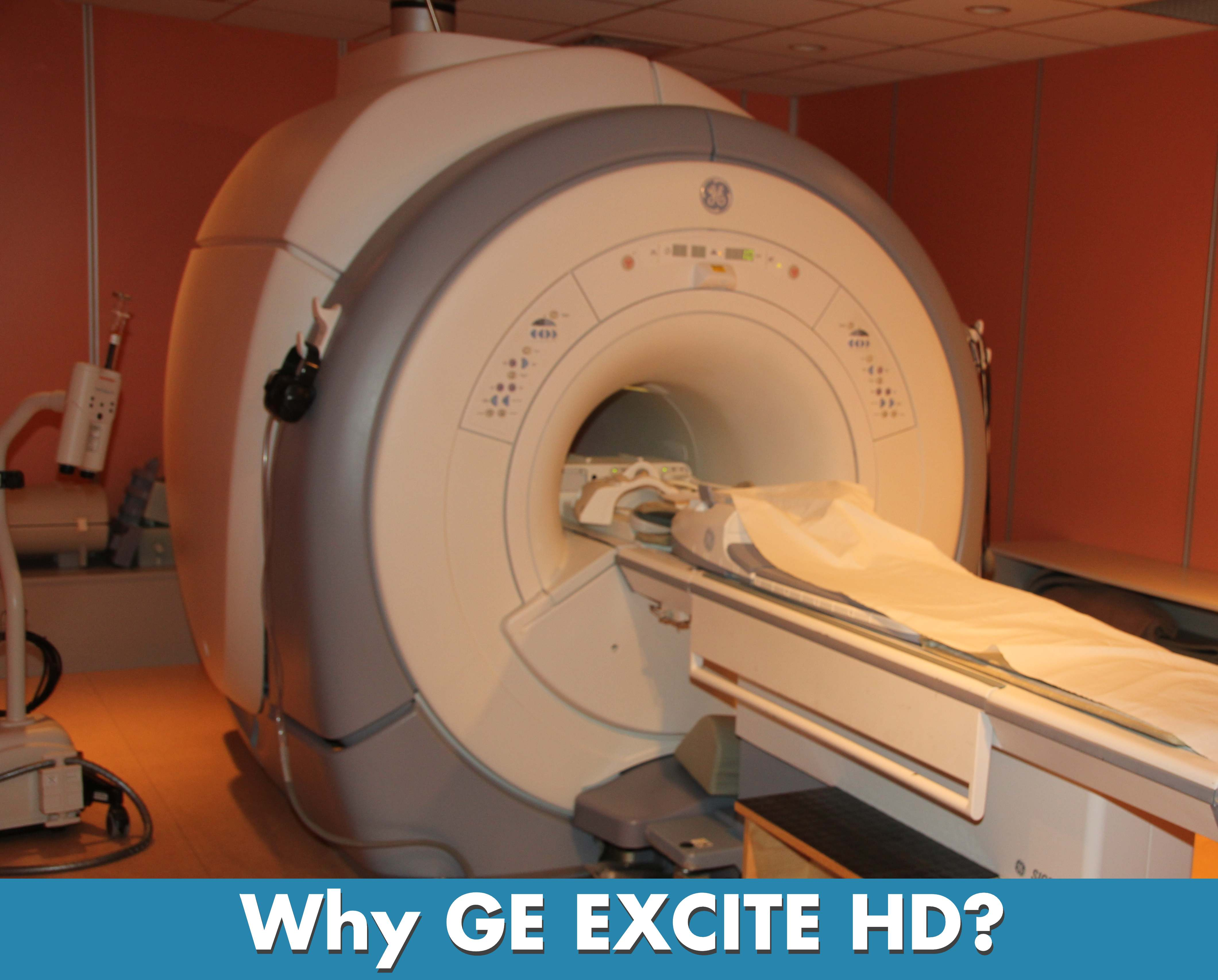Why Buy A Used Ge Excite Hd Mri