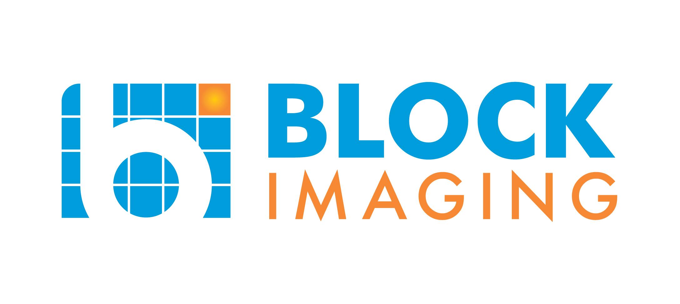 block imaging unveils new logo