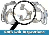 Cath Lab Inspection