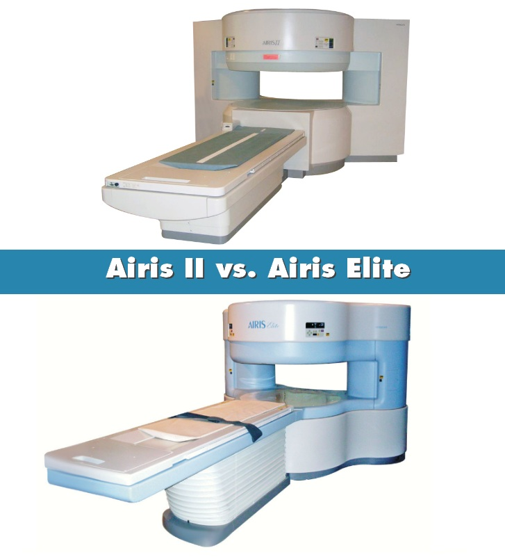 Hitachi Airis II vs. Hitachi Airis Elite