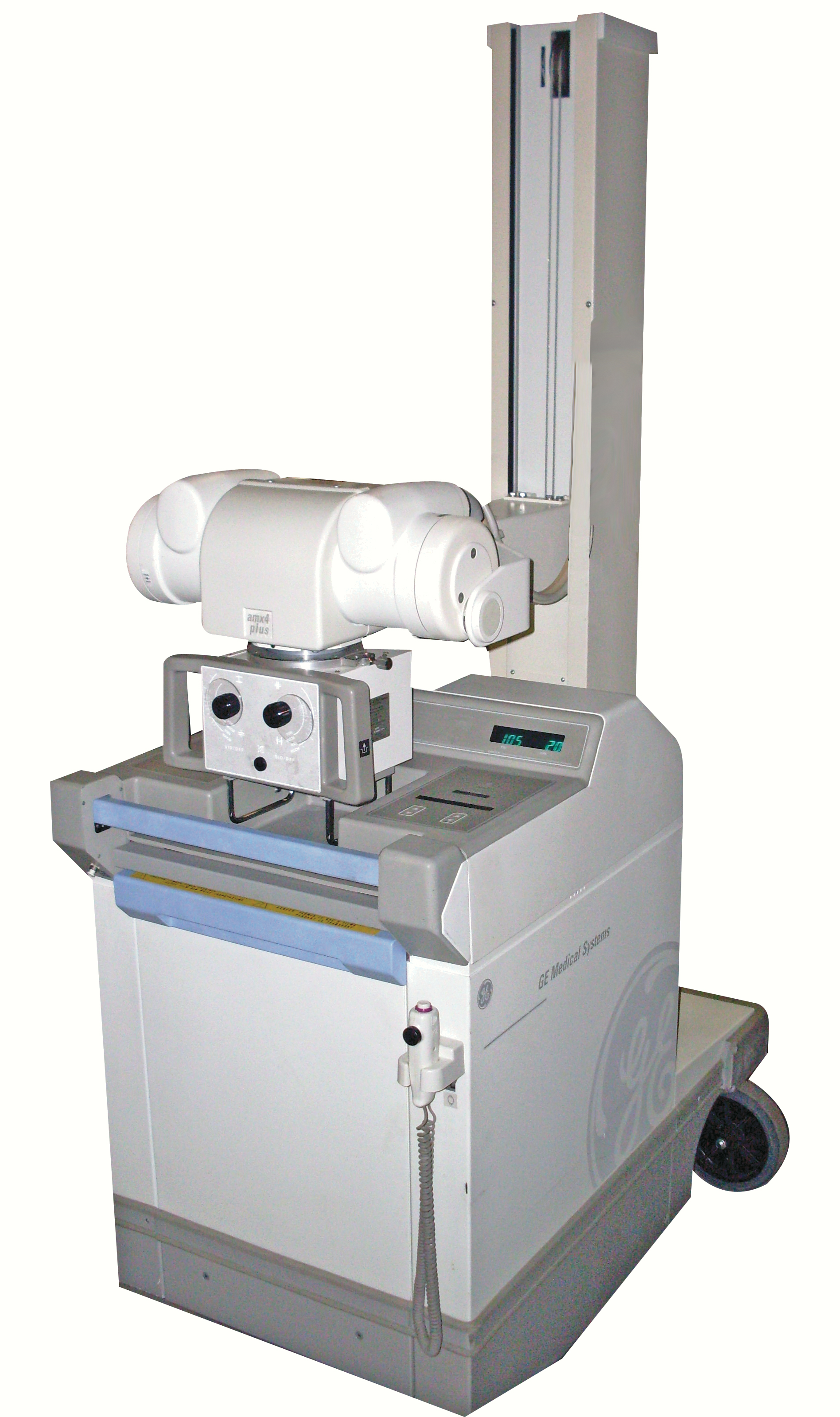 GE AMX IV Portable X-ray