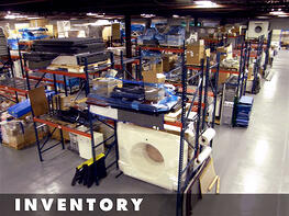 Used Medical Equipment Inventory