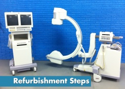 C-Arm Refurbishment Steps