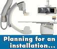 cath lab equipment planning