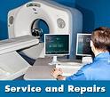 medical equipment service and repair