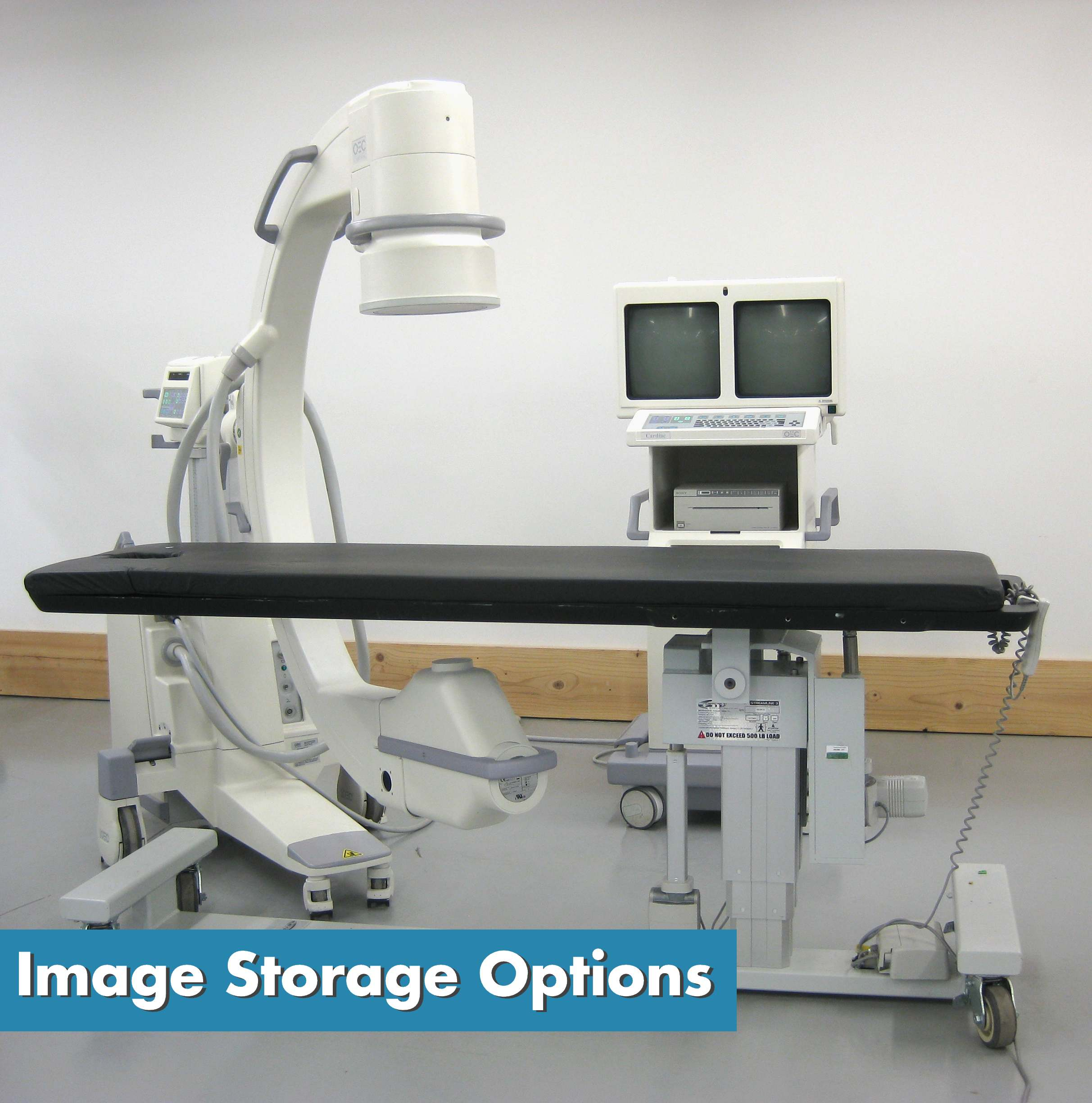 Pain Management Image Storage
