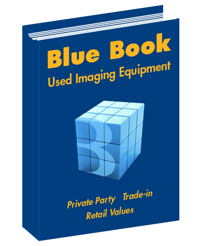 used imaging equipment bluebook