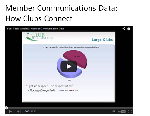 club member communication