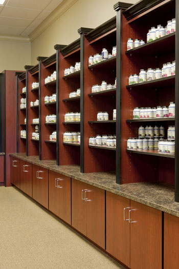 Store Displays for Modern Pharmacy Design