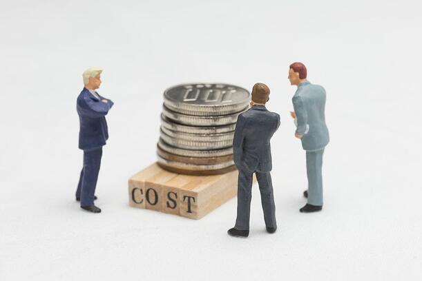What is meant by business expenditure and how can you keep track of it?