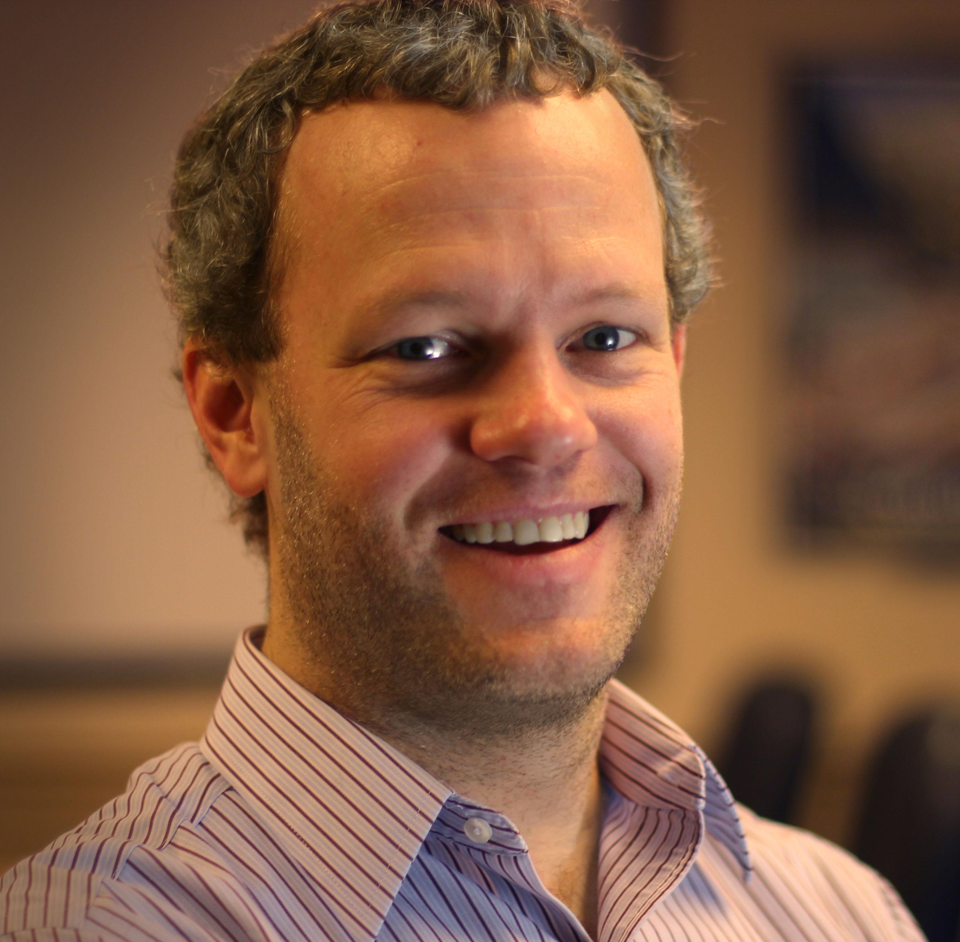 Gabriel Tompkins, IndustrySafe Vice President of Technology