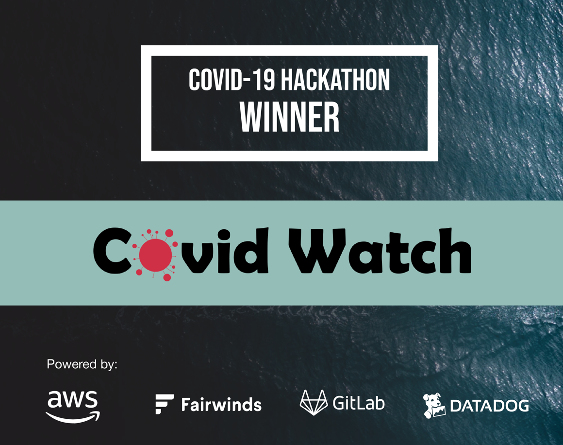 Fairwinds Announces Covid Watch as Winner of Its COVID-19 Hackathon
