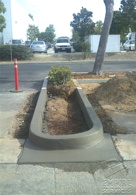 Concrete Repair For Southern California Empire Parking