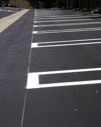Parking Lot Striping Orange County