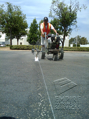 Orange County Line Striping