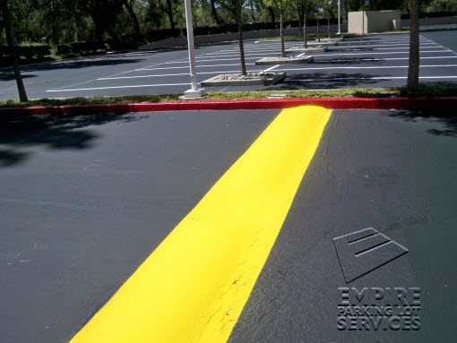 Line Striping California