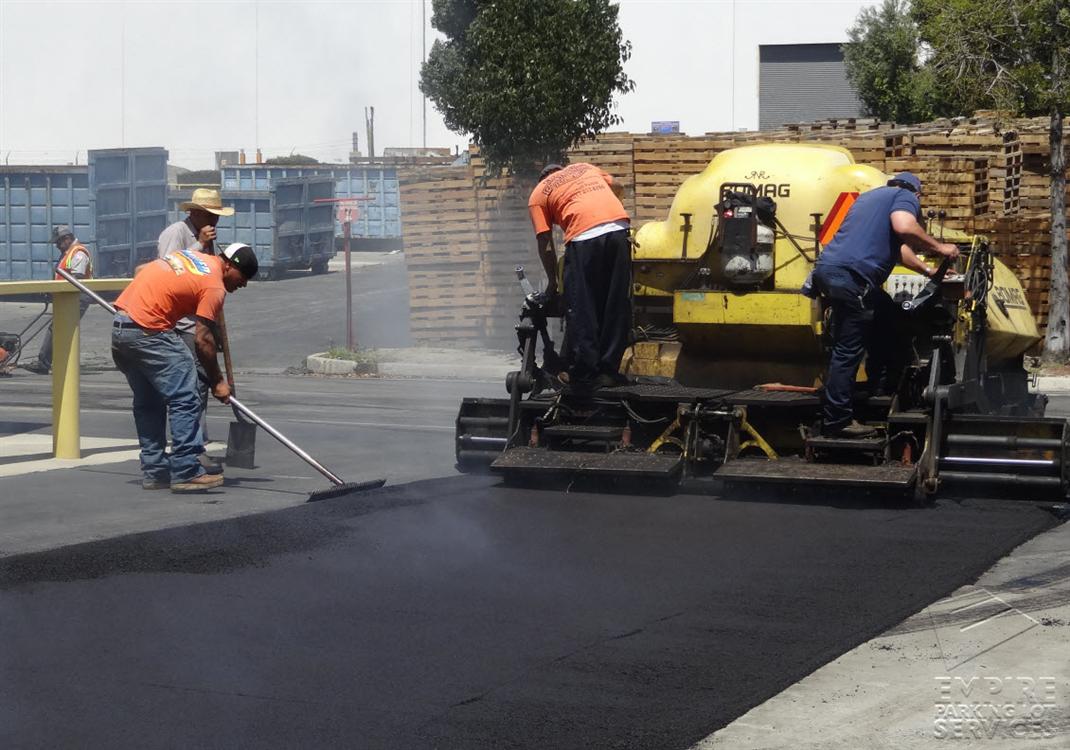 how to start an asphalt paving business