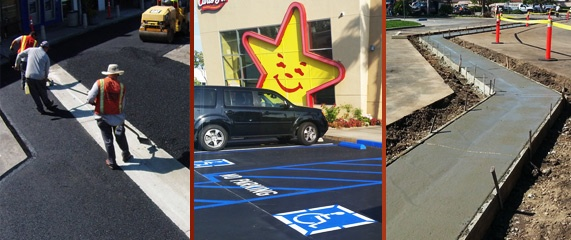 Rubber Speed Bump Installation Services For Southern