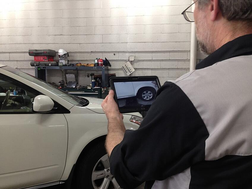 Auto Repair Software Helps Build Trust and Increase ARO