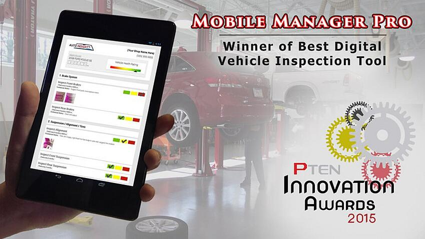 Mobile Manager Pro Wins PTEN Innovation Award