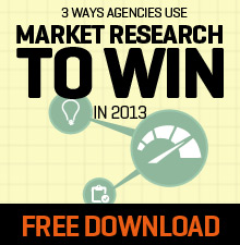 3 Ways Agencies Use Market Research to Win in 2013