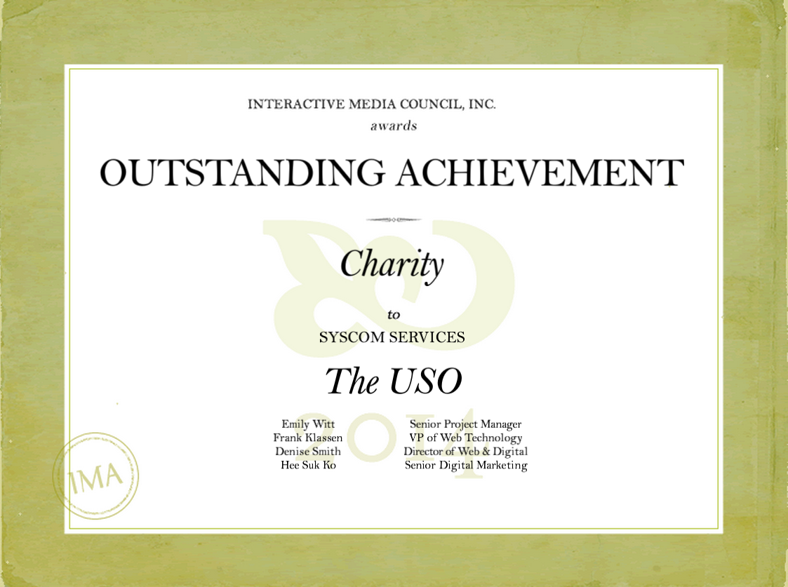 Brightfind Wins Outstanding Achievement Award For The Uso